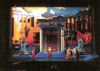 Houston Grand Opera – Lysistrata