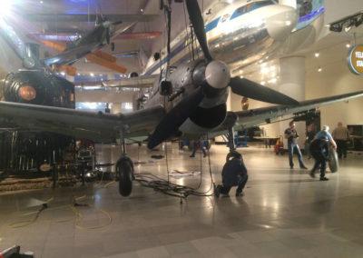 Landing a Stuka