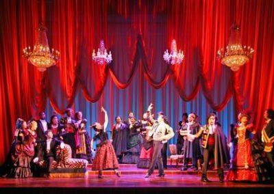 New School of Music – La Traviata