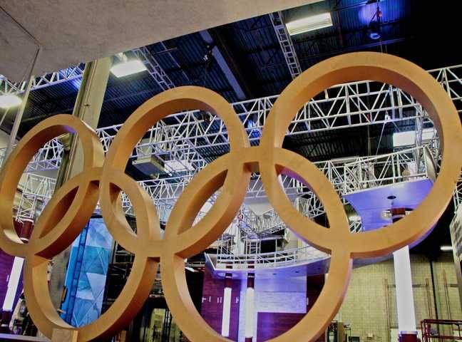 The XXII Winter Olympics
