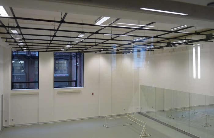 Pipe Grid rigging studio