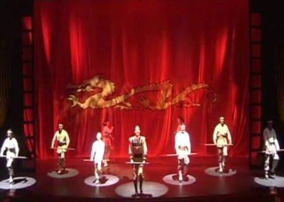 Golden Mickeys – Mulan