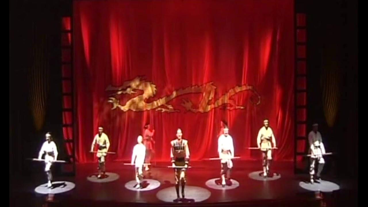 Golden Mickeys Mulan